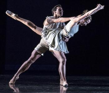 """""""Common Ground"""" - """"Inner Seasons"""" 5/8/15 Granada Theatre, SSB, SBDT & Eisenhower Dance, Edgar Zendejas, choreography"""