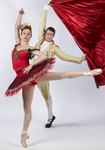 """State Street Ballet - """"Don Quixote"""" 4/17/15 Gail Towbes Center for Dance"""